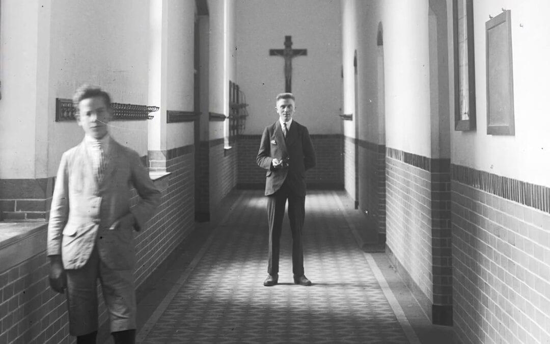 Van Franciscaan tot Bernardijn